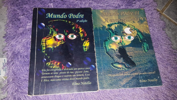 Mundo Podre- 2 Volumes