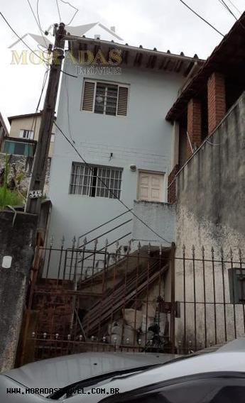 Casa / Sobrado Para Venda Em Taboão Da Serra, Parque Monte Alegre, 2 Dormitórios, 2 Banheiros, 1 Vaga - 1932_1-1368689