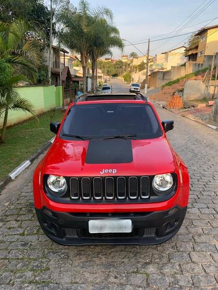 Jeep Renegade Sport 1.8 Autom - Teto Solar - (leia Anúncio)