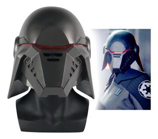 Star Wars Segunda Hermana Máscara Pvc Casco Partido Props