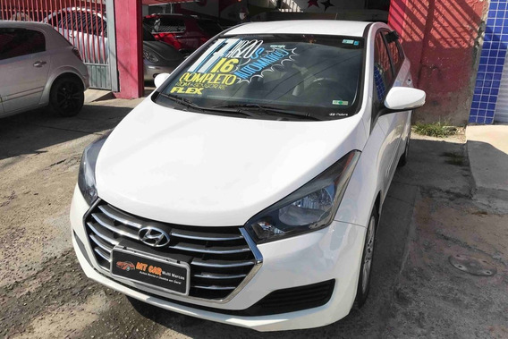 Hyundai Hb20s Premium 1.6 2017 (branca) (automático) (flex)