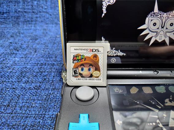 Super Mario 3d Land Nintendo 3ds 2ds Americano Sem Caixa