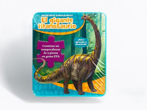 Imagen 1 de 2 de El Gigante Titanosaurio