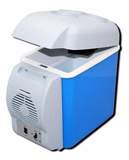 Refrigerador Nevera Portátil 7.5lt Auto 2en1 56051/ Fernapet