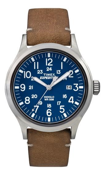 Reloj Timex Hombre Café Tw4b01800
