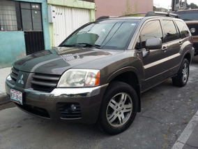 Mitsubishi Endeavor Limited Aa Piel Cd Ee At Excelente
