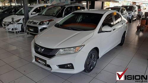 Imagem 1 de 14 de Honda City 1.5 Ex 16v Flex 4p Automático