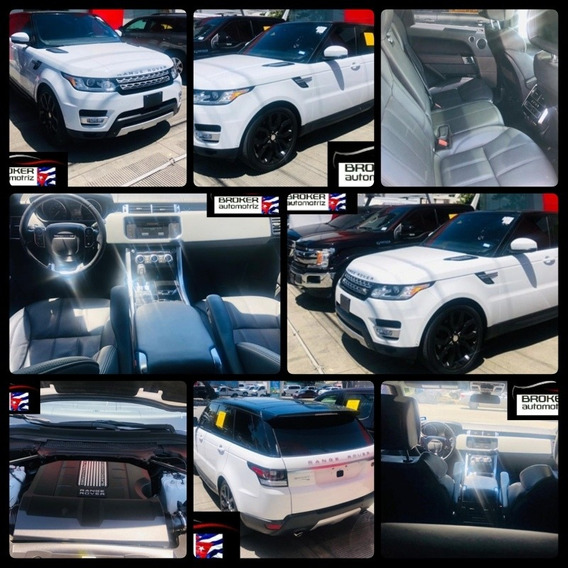 Land Rover Range Rover 4x4 Americana 6cilin
