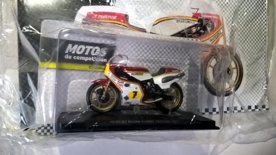 Colección Moto Gp Entrega 10 Suzuki Rg500 Nuevo