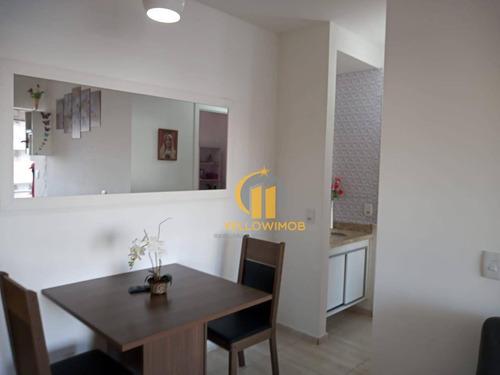 Studio Com 1 Dormitório À Venda, 47 M² Por R$ 372.000,00 - Tatuapé - São Paulo/sp - St0005