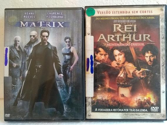 Lote Com 20 Dvds Filmes Originais - Cod 124 - R$90