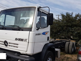 Mercedes Benz 2423 K 6x4 2006 Chassis