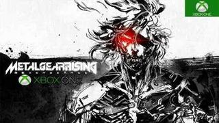 Metal Gear Rising Revengeance Xbox One Offline