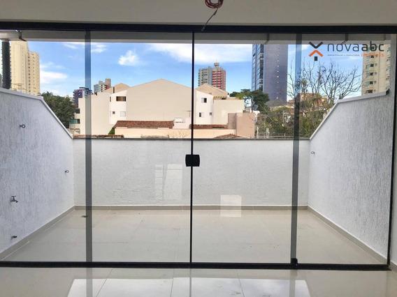 Sala Para Alugar, 50 M² Por R$ 1.500,00/mês - Jardim - Santo André/sp - Sa0110