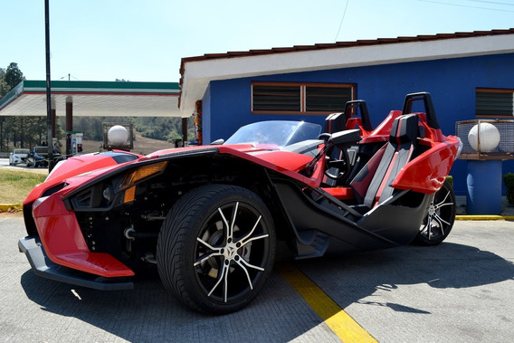 Flamante Y Exclusivo Slingshot De Polaris Emplacado Poco Uso