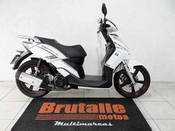 Dafra Cityclass 200 I Branca