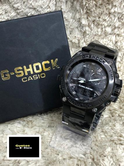 Relógio Cásio G-shock Analógico/digital Aço - Promoção