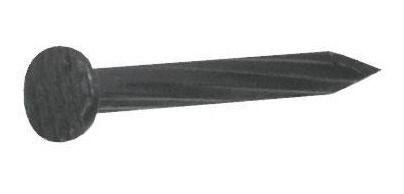 Clavo Concreto Negro 1-1/2