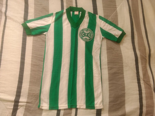 Camisa Coritiba - Fedato - Infantil - Anos 80 - P