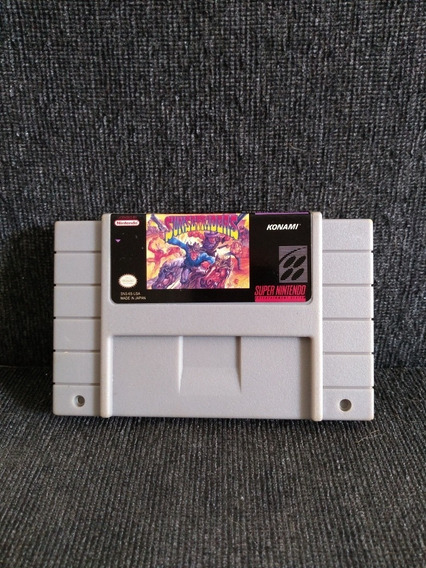 Sunsite Riders Paralelo Super Nintendo