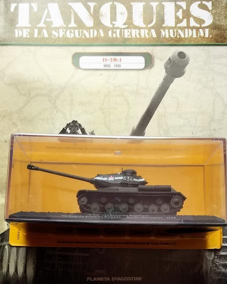 Tanques Segunda Guerra Mundial Entrega Nº 24 Is-2m