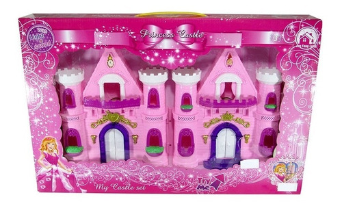 Castillo De Muñecas Princesas  C/sonido 160167 (5032)