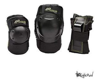 Set De Protecciones Marca Prime ( Rodilleras, Coderas Y Muñe