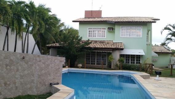 Casa Em Condominio 4 Quartos Suites 250m2 Em Interlagos-camaçari - Adr688 - 68193021