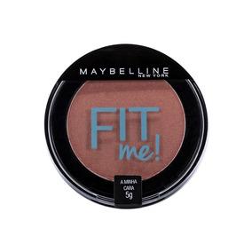 Fit Me Blush Maybelline 02 A Minha Cara