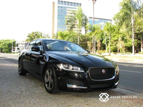 Jaguar Xf 2.0 Prestige Turbocharged
