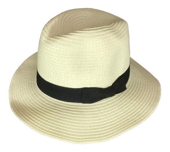 Sombrero Estilo Panamá S/c