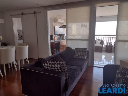 Imagem 1 de 15 de Apartamento - Vila Regente Feijó - Sp - 642766