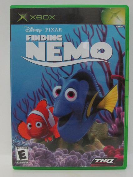 Finding Nemo Game Xbox Clássico Original Completo Americano