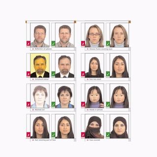 Foto Carnet 4x4 5x5 Visa, Pasaporte, Facultad, Instantanea