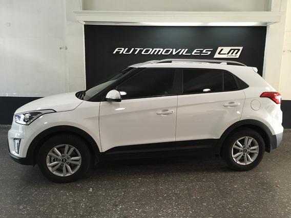 Hyundai Creta 1.6 Gl Automatica C/cuero, Excelente!!!
