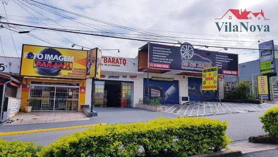 Salão Comercial Para Locação, Jardim Morada Do Sol, Indaiatuba. - Sl0004