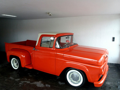 Pickup Ford - F100 1967 V8 292 - Restaurada