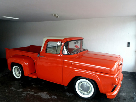 Pickup Ford - F100 1967 V8 292 - Restaurada