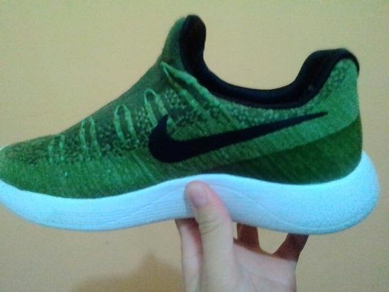 Tenis Nike Lunaricrepic 7.5 Pocos Usos.