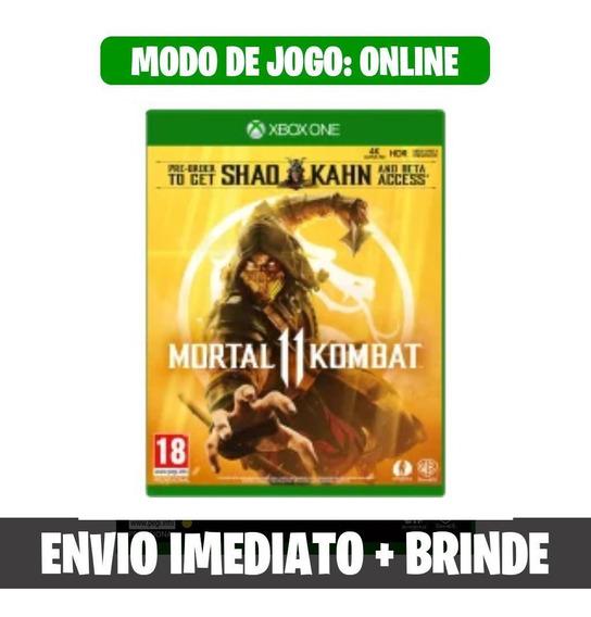 Mortal Kombat 11 Deluxe Edition Xbox One Online