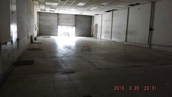 Galpão/loja Com Vão Livre Mais Mezanino - Próximo Ao Aeroporto De Congonhas. - Gi1145
