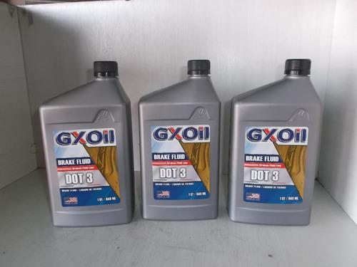 Aceite Gxoil Liga De Freno Dot 3