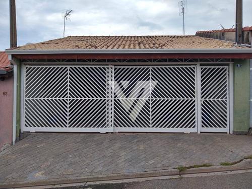 Imagem 1 de 13 de Casa Com 2 Dormitórios À Venda, 139 M² Por R$ 380.000,00 - Jardim Santa Bárbara - Sorocaba/sp - Ca1802