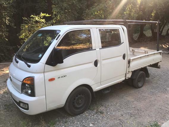 Hyundai Porter 2016 Doble Cabina