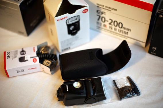 Flash Canon Speedlight 320ex
