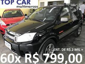 Ford Ecosport 1.6 2009 - Parcelas De R$ 799,00