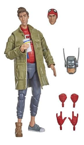 Hasbro Marvel Legends Spider-man Peter B. Parker