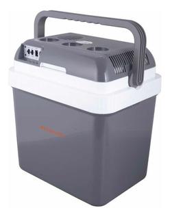Conservadora Eléctrica Frio/calor . M:kushiro 24l. 12v/220v