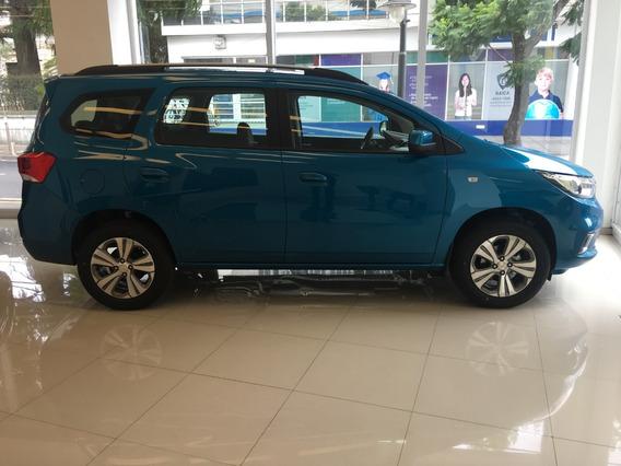 Chevrolet Spin 1.4 Lt Financiación Plan De Ahorro