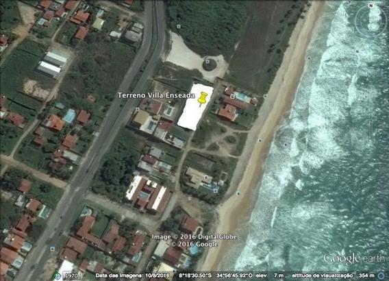 Terreno Em Enseada Dos Corais, Cabo De Santo Agostinho/pe De 0m² À Venda Por R$ 700.000,00 - Te149375